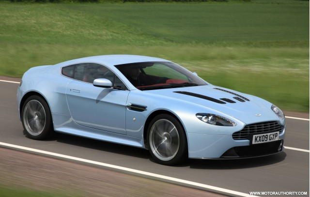 Aston Boss Bez Says V 12 Vantage Headed To U S