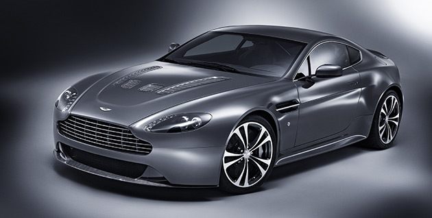 The V12 engine installed in the Vantage is the same 510hp (380kW) unit found in the DBS flagship