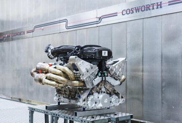 Aston Martin Valkyries 6.5-liter V-12