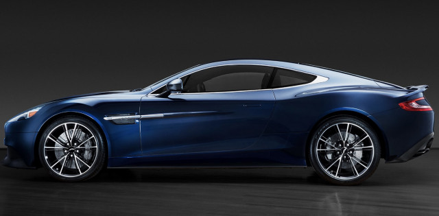 Bring home a slice of 007: Daniel Craig's Aston Martin Vanquish heads to auction
