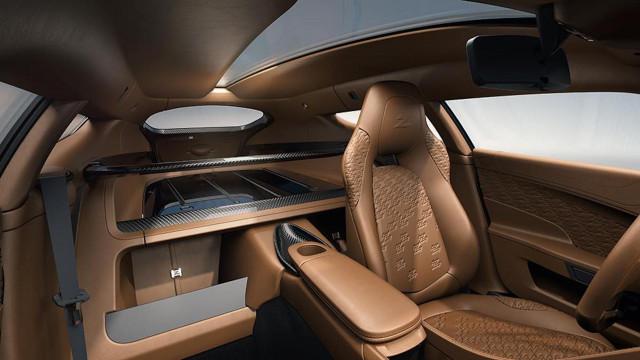 2022 Aston Martin Vanquish Interior Supercars Gallery