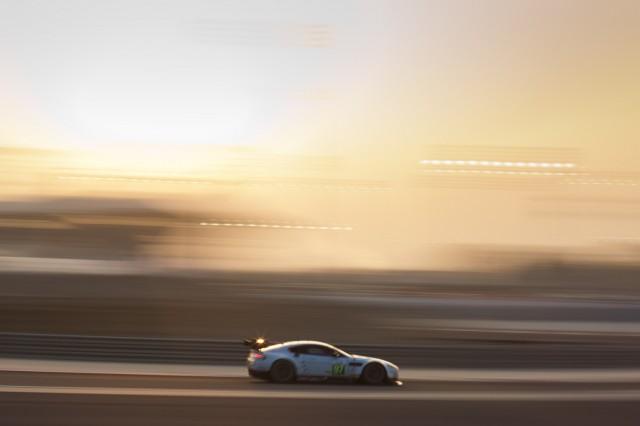 Aston Martin Vantage GTE at Bahrain