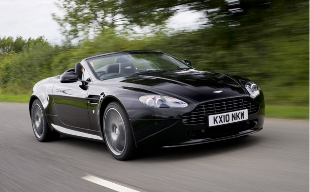 2011 Aston Martin Vantage N420 An Instant Collectible