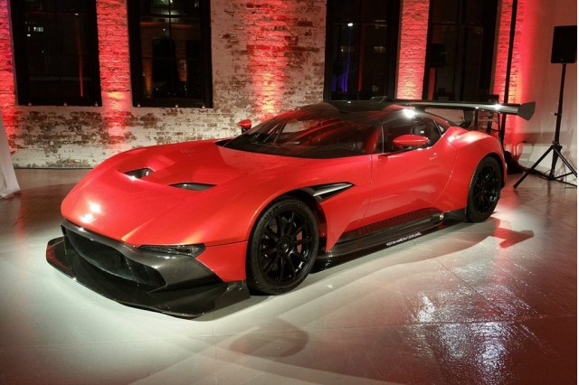 Aston Martin Vulcan Up For Sale At 3 4 Million