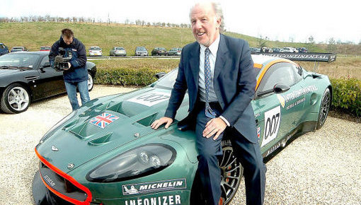 Aston Martin S New Owner Rules Out F1