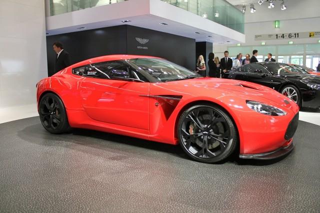 Aston Martin V Zagato Design Engineering In Detail Video - Aston martin v12 zagato