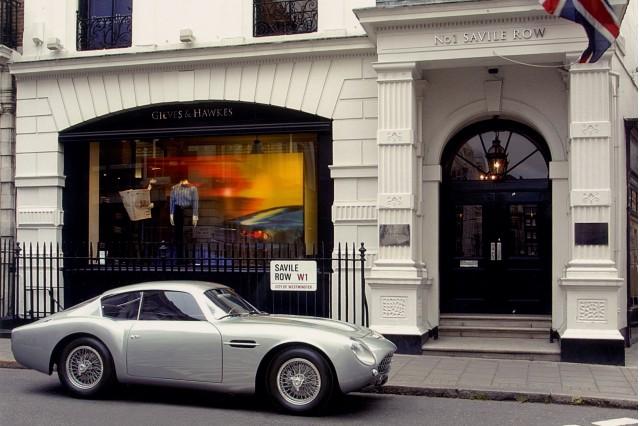 1960 Aston Martin DB4 GT Zagato