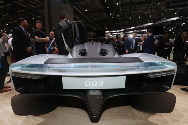 Aston Martin Valhalla Is New Name For Am Rb 003 Hypercar