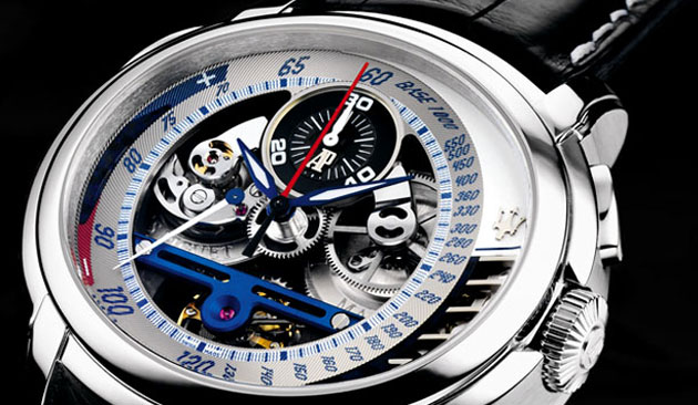The Audemars Piguet Millenary MC12 Tourbillon Chronograph