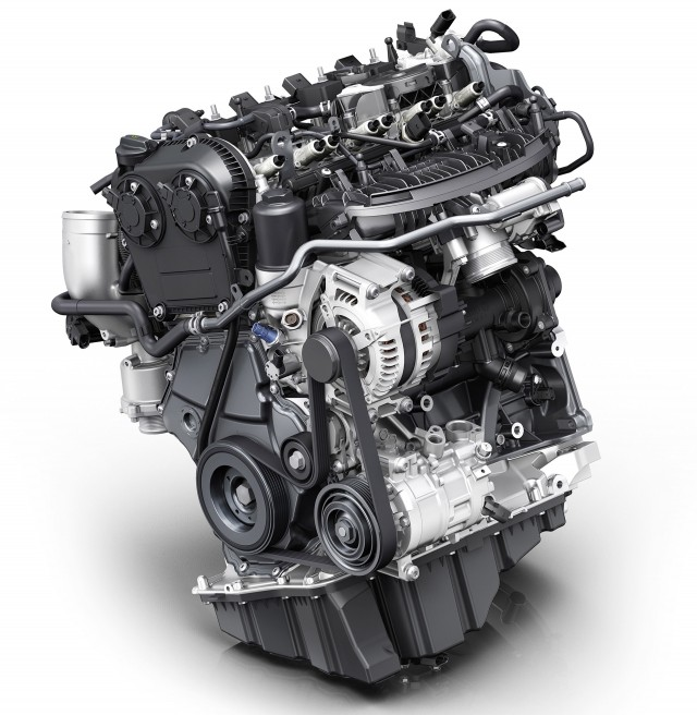 Audi 2.0-liter TFSI with 187 horsepower and 236 pound-feet of torque
