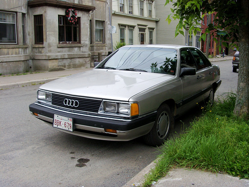 Runaway Cars: The Notorious Audi 5000