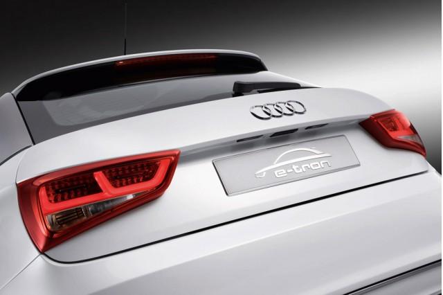 Audi A1 e-tron Concept
