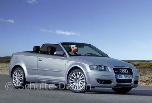 Audi A3 Convertible confirmed for 2009 launch