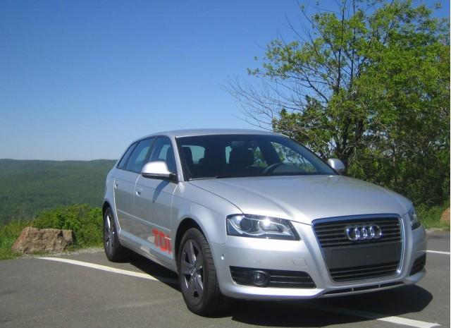 Audi A3 TDI clean diesel - European model