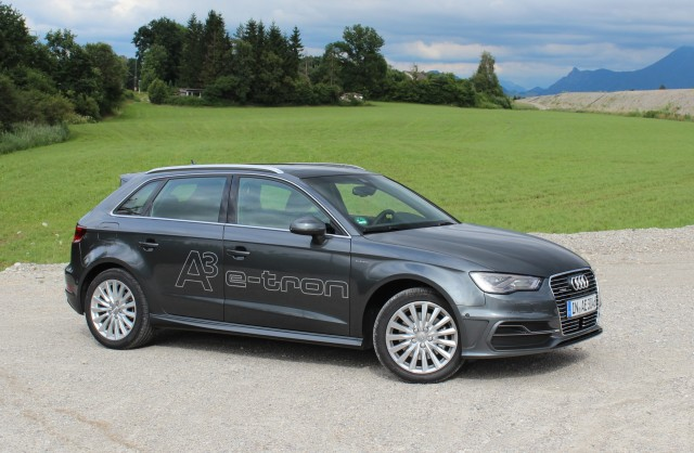 Audi A ETron PlugIn Hybrid US Arrival Now October - Audi a3 hybrid