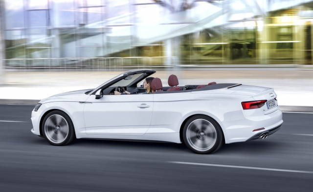 Audi A Cabriolet Michael Schumacher Update World Series - Audi car series