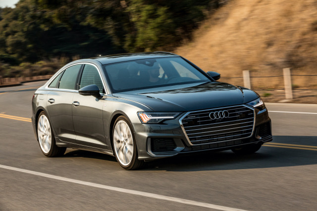 2020 Audi A7, Q8 earn Top Safety Pick award; A6 gets Top Safety Pick+