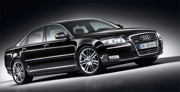 Audi Offers A With New Comfort And Sport Packages - Audi a8 sport