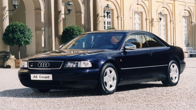 Meet the Audi A8 coupe you didn't know existed
