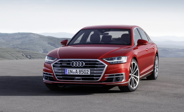 2019 Audi A8 To Offer Plug In Hybrid Version; 48 Volt Mild Hybrid On All  Models