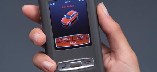 Audi creates iPhone clone