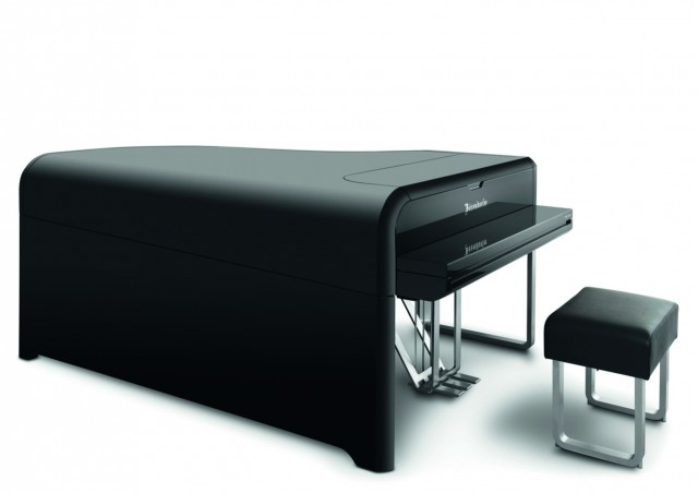 Audi Design grand piano, produced in partnership with Bösendorfer