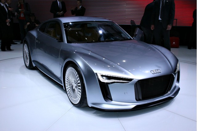 Audi USA Boss De Nysschen Vindicated Electricity IS For Idiots - Audi usa