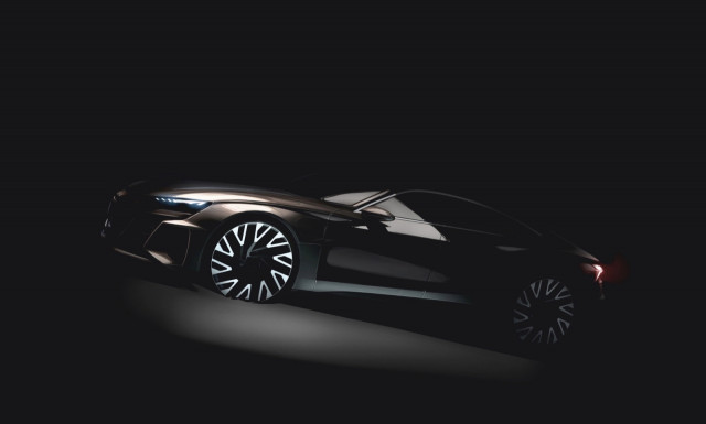 Report Audi E Tron Gt Electric Sport Coupe Will Fast Charge In 12
