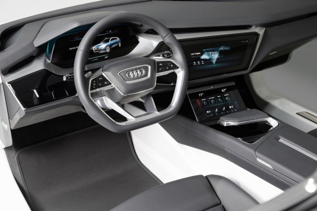 Two More Electric Cars To Follow Audi Etron SUV By Maker Says - Audi e car