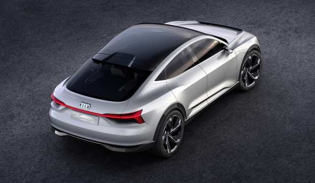 Audi Electric Cars Will Come With Solar Roofs - Audi e car