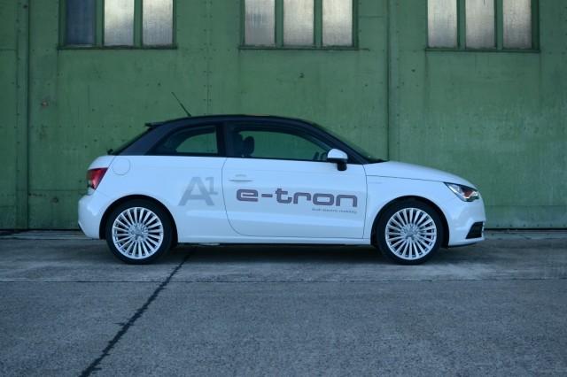 Audi future lab tron-experience at Berlin Tempelhof