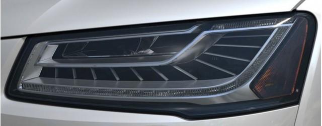 Audi Matrix LED headlight technology