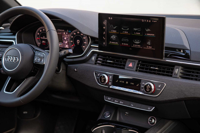 Audi infotainment touchscreens primed for a big boost in 2021 models