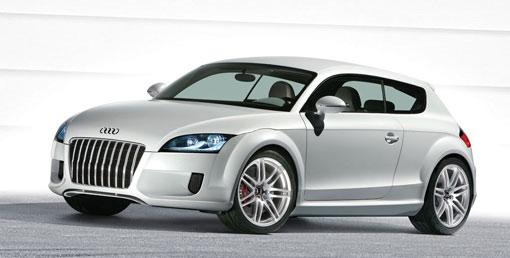 Audi nixes plans to build TT Shooting Brake