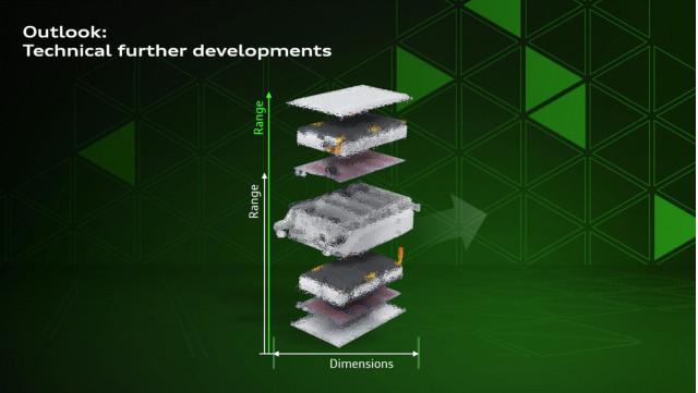 Audi PHEV range will increase with energy density gains