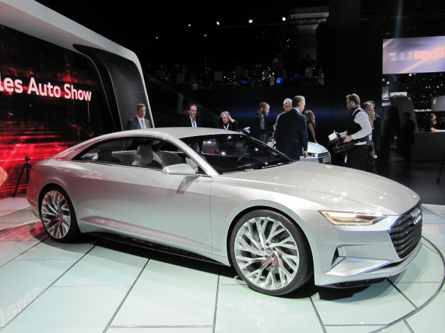 This Weeks Top Photos The Los Angeles Auto Show Edition - Car show in los angeles this weekend