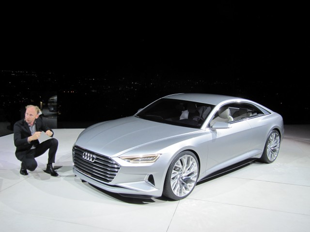 2019 Audi A7 Spy Shots And Video