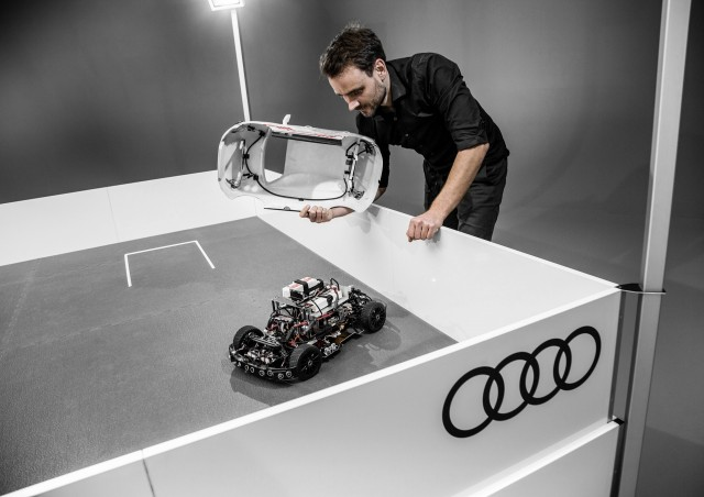 Audi Uses Machine Learning To Refine Selfparking Technology - Audi self parking