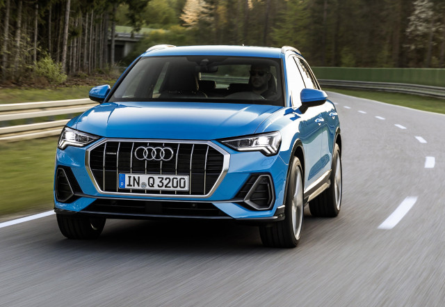New Audi Q3