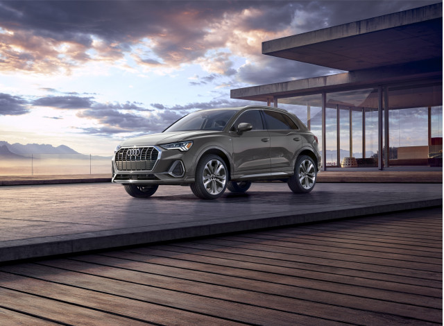 2019 Audi Q3 crossover loads tech and luxury for $35,695