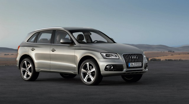 Audi Prepping HighPerformance Q BiTDI Diesel Report - Audi q5 diesel