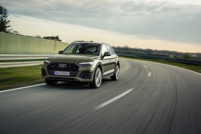 What's New for 2021: Audi
