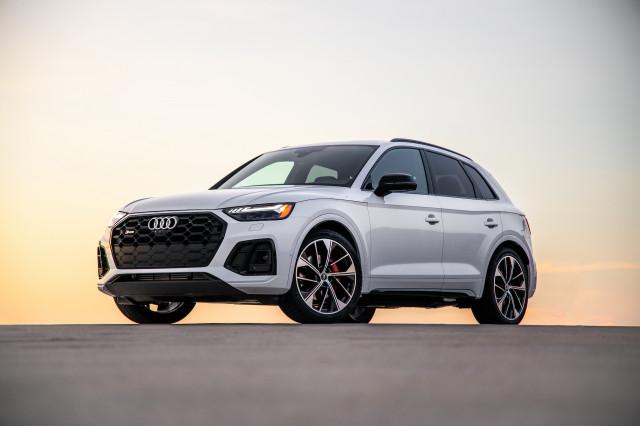 2022 Audi Q5 (SQ5)