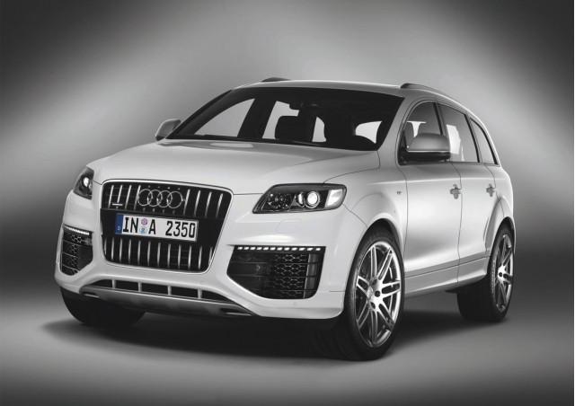 Preview Abt Sportsline Turns Up The Wick On Audis Q V Oil - Audi q7 v12
