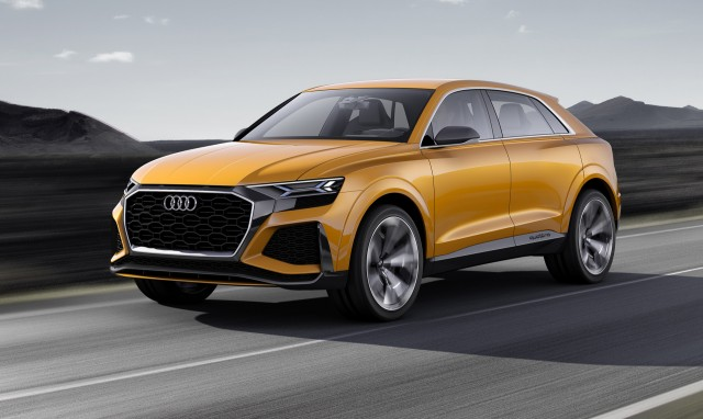 most new audi rs models will be suvs. Black Bedroom Furniture Sets. Home Design Ideas
