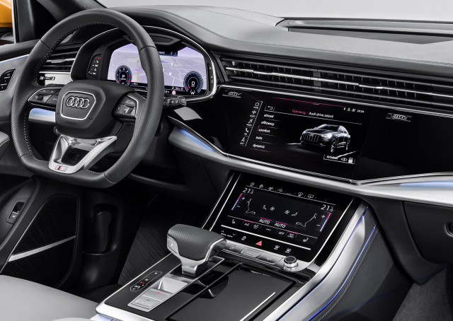 Audi Q8 Revealed Presages New Look For Audi Suvs