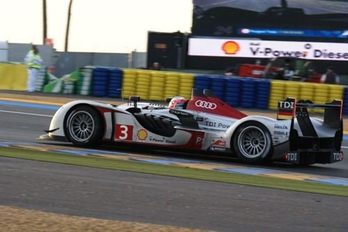 Racing Goes Green As Diesels Romp At Le Mans
