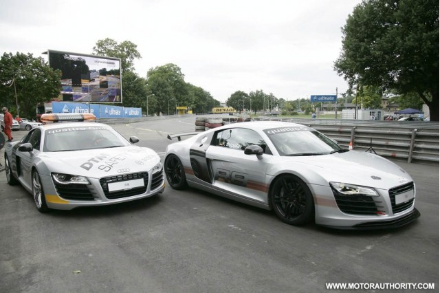 audi r8 dtm safeycar motorauthority 001