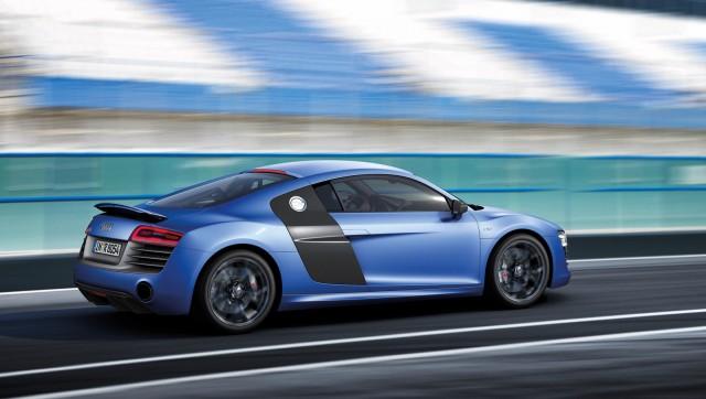 2016 Audi R8 Wont Borrow Porsche Platform Report