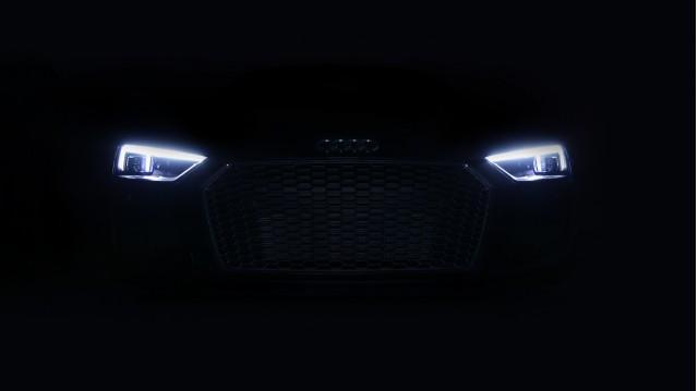 2018 Audi R8 V10 Plus laser headlights